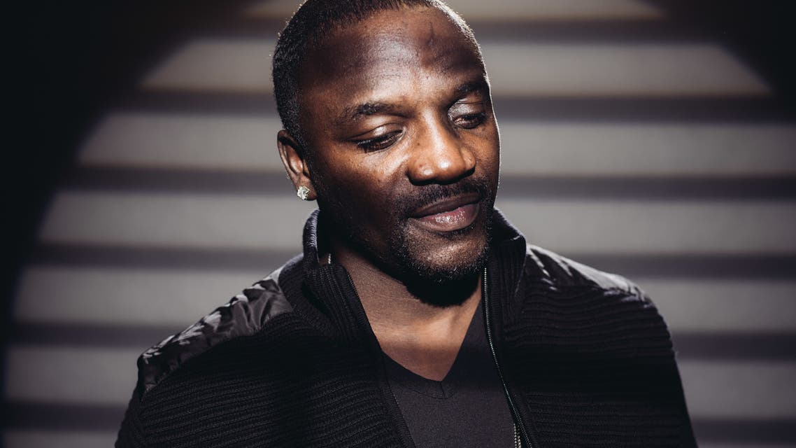 In this Wednesday, Oct. 21, 2015 photo, Akon poses for a portrait in Los Angeles. (File photo: AP)