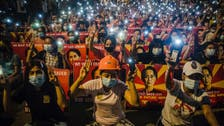 Myanmar activists vow week of protests during new year holidays