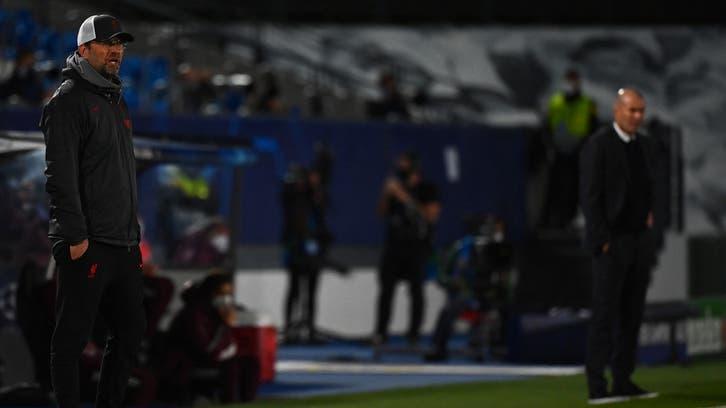 كلوب يتوعد ريال مدريد.. ويقول: زيدان لا يملك الخبرة