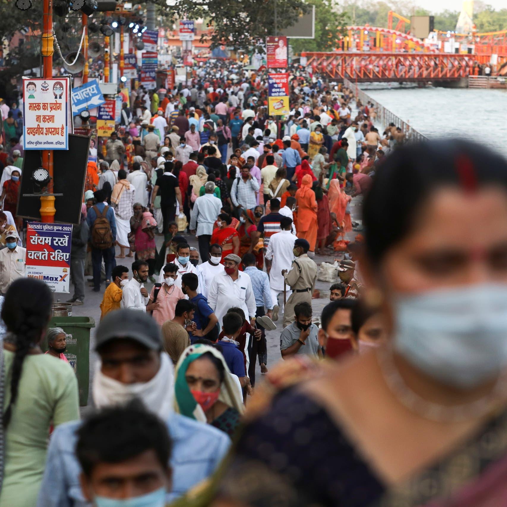الصحة العالمية: هذا ما يجب على الهند فعله للحد من انتشار كورونا