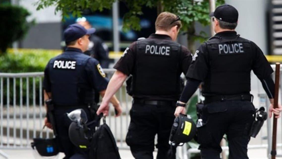 الشرطة الأميركية