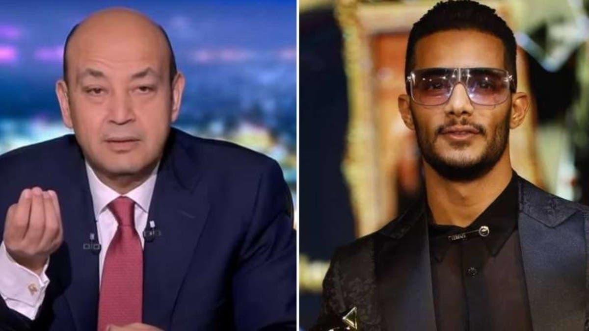 """عمرو أديب يتحدث عن لعنة العمر: """"اعملي فيديو تاني يا رمضان"""""""