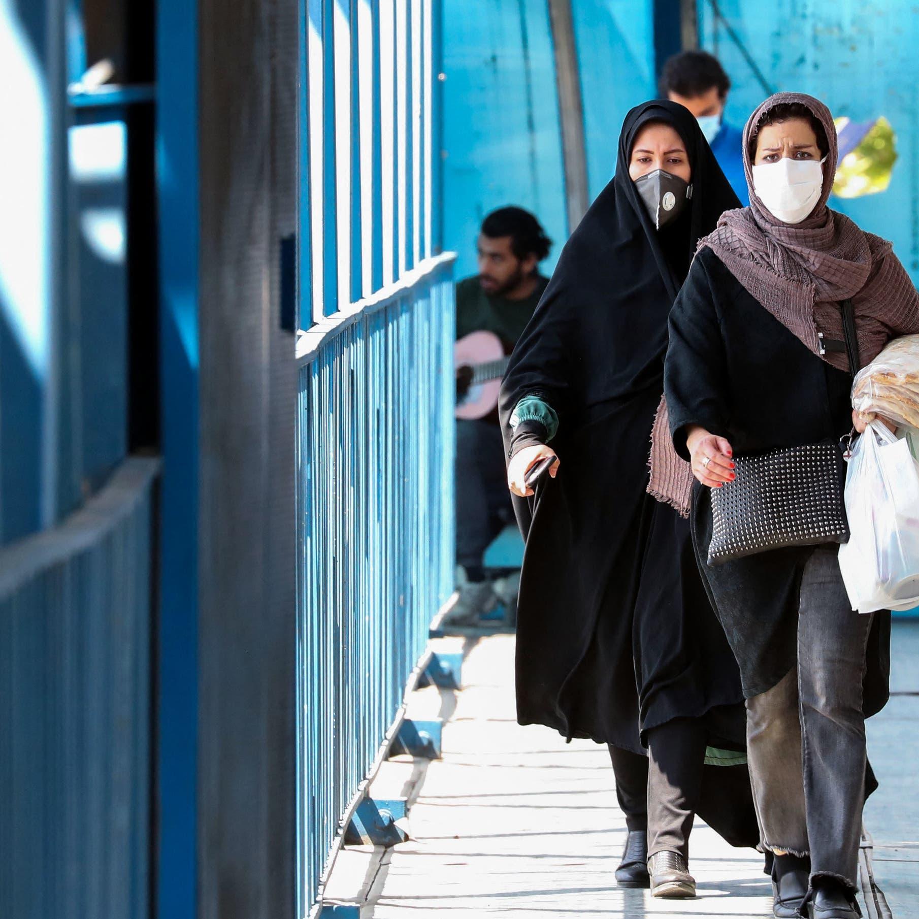 رقم قياسي.. حوالي 25 ألف إصابة جديدة بكورونا في إيران