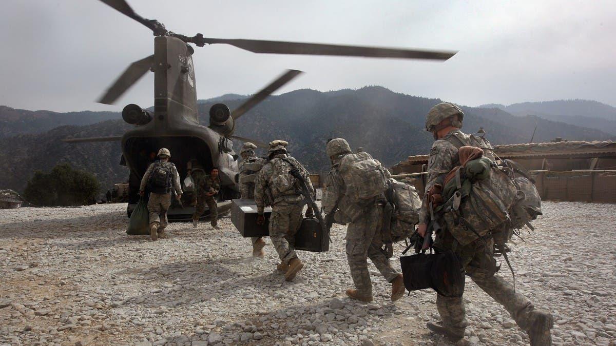 """مع بدء انسحابها.. ضربة أميركية """"دقيقة"""" في أفغانستان"""