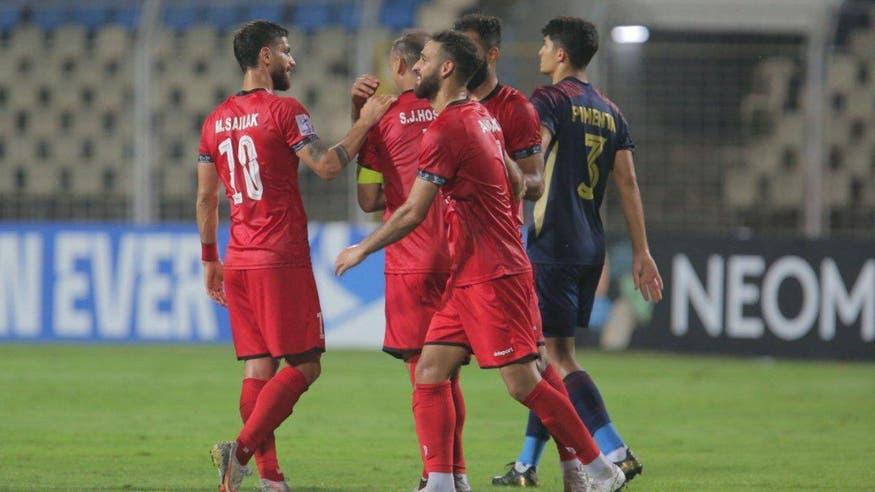 بيرسبوليس يهزم الوحدة الإماراتي في أولى مباريات دوري أبطال آسيا