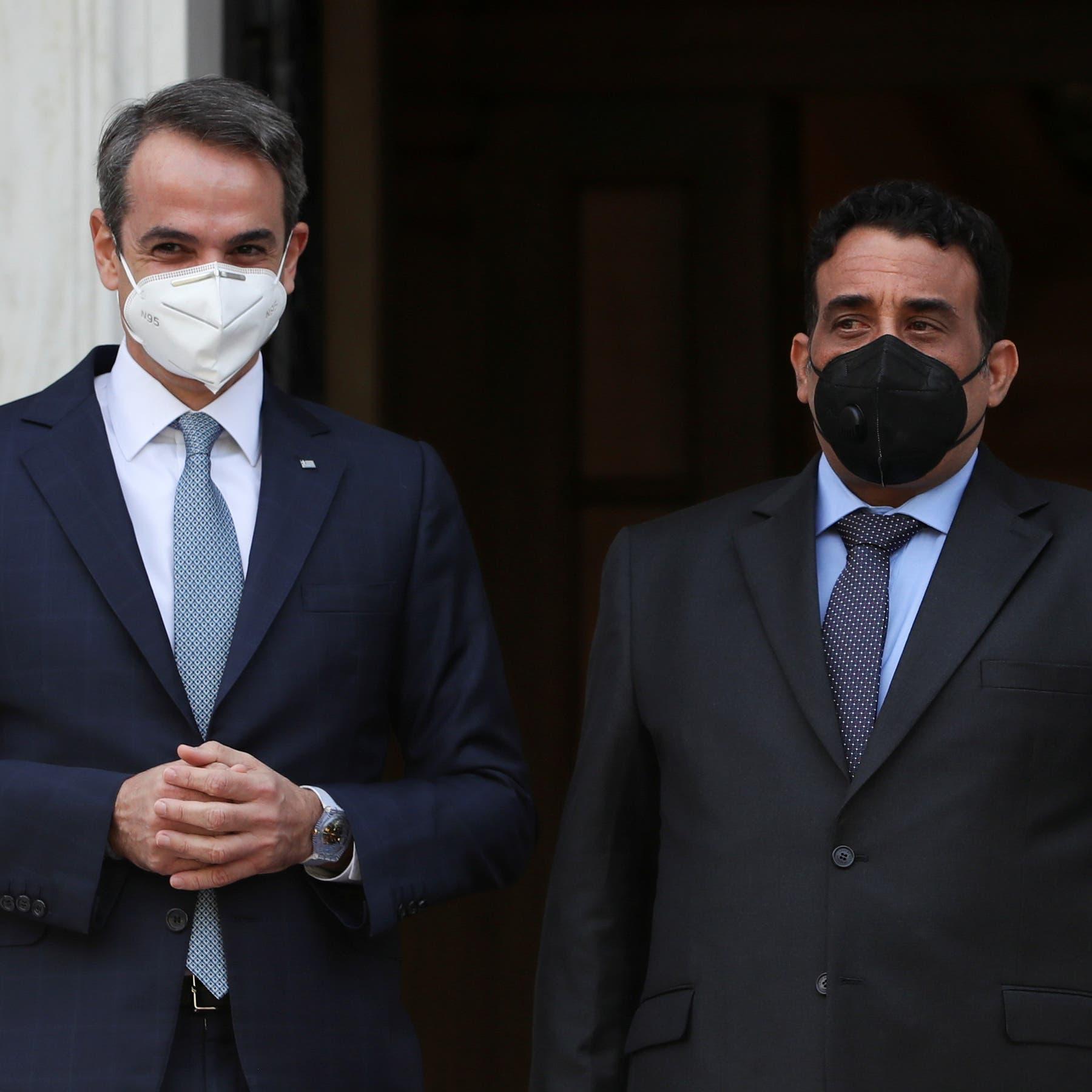 بعد اتفاق السراج وتركيا.. ليبيا تبدأ ترسيم حدودها مع اليونان