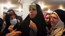 Daughter of Iran's ex-president Rafsanjani says she is boycotting upcoming elections