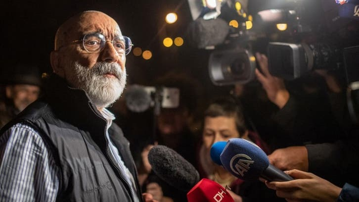 Turkish court orders the release of jailed journalist Altan