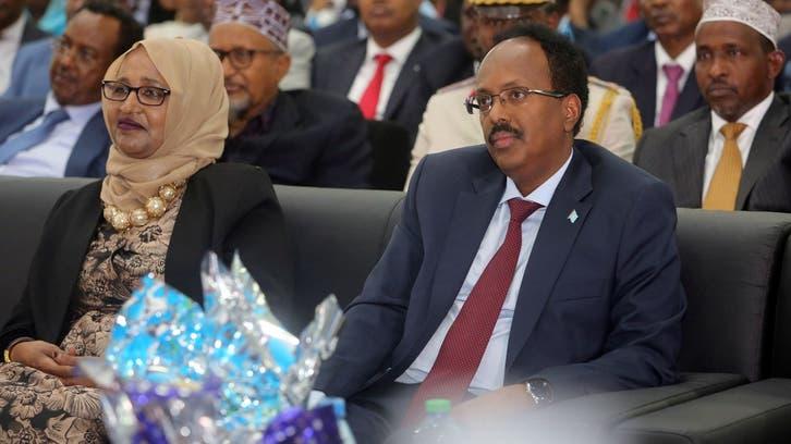 الرئيس الصومالي فارماجو وقع قانون تمديد ولايته لسنتين