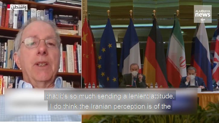 ''ایران امریکا پردباؤ بڑھانے کے لیے جوہری سمجھوتے کی خلاف ورزی کررہا ہے''