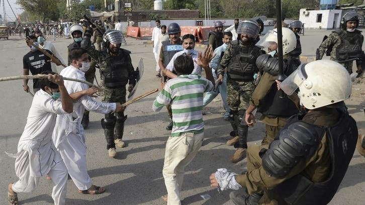 تحریکِ لبیک پاکستان پرانسداد دہشت گردی قانون کے تحت پابندی عاید،نوٹی فیکیشن جاری