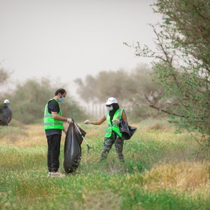 Afforestation campaign launched in Saudi Arabia's King Abdulaziz Royal Reserve