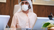 """محمد بن راشد: نجاح """"إكسبو"""" بعد جائحة كوفيد نجاح للعالم وتفاؤل بالتعافي"""