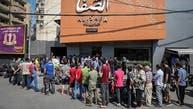 ويديو؛ درگیری شهروندان لبنانی بر سر صف نان و مواد غذایی