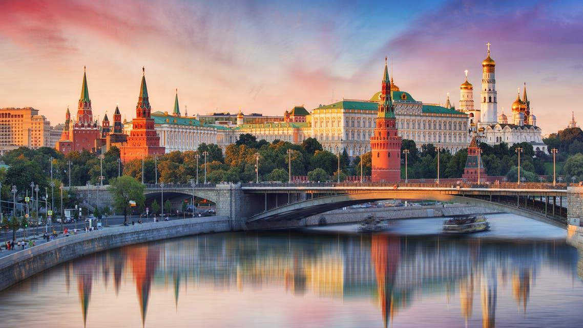 الكرملين الروسي (iStock)