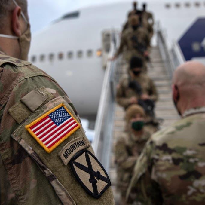 """واشنطن تؤكد: الانسحاب من أفغانستان """"يجري كما هو مخطط له"""""""