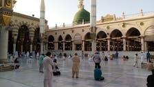 ڈیجیٹل نقشے کی مدد سے مسجد نبویﷺ میں نماز کی جگہ تلاش کیجے