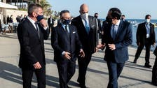 Cyprus hosts top diplomats from Israel, UAE, Greece in a sign of 'changing' region