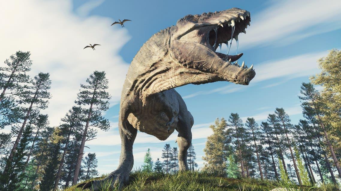iStock- ديناصور