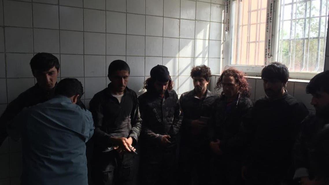 افغانستان؛ بازداشت 8 محافظ یک عضو پارلمان به اتهام «سرقت مسلحانه»