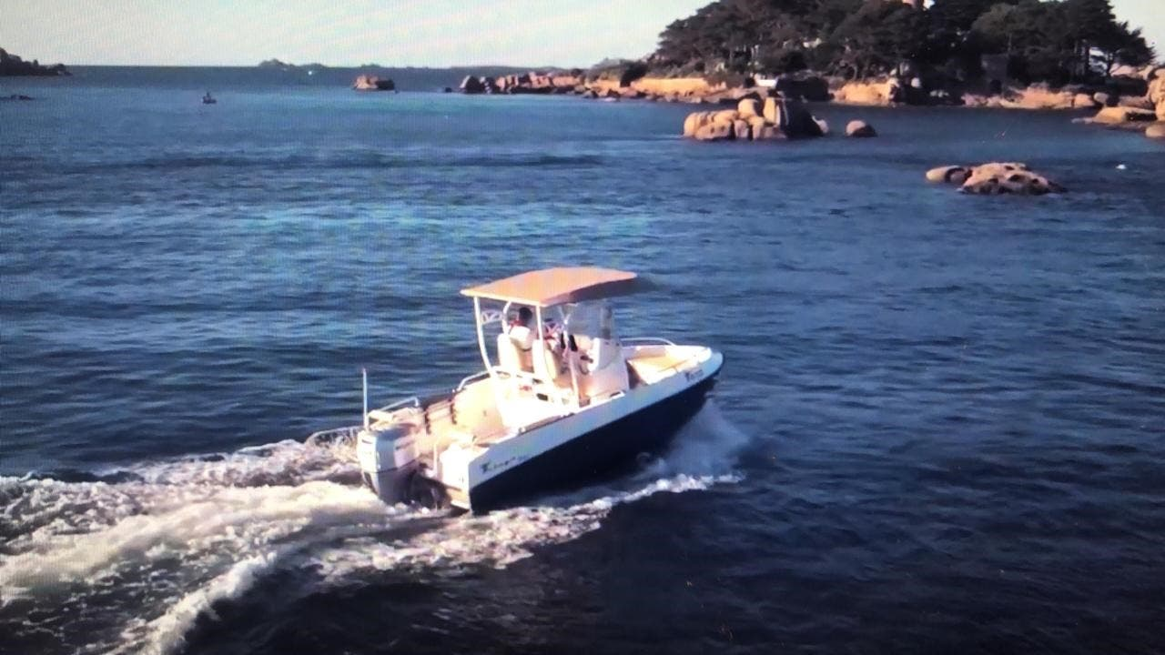 ترینگا در ورود به دریا