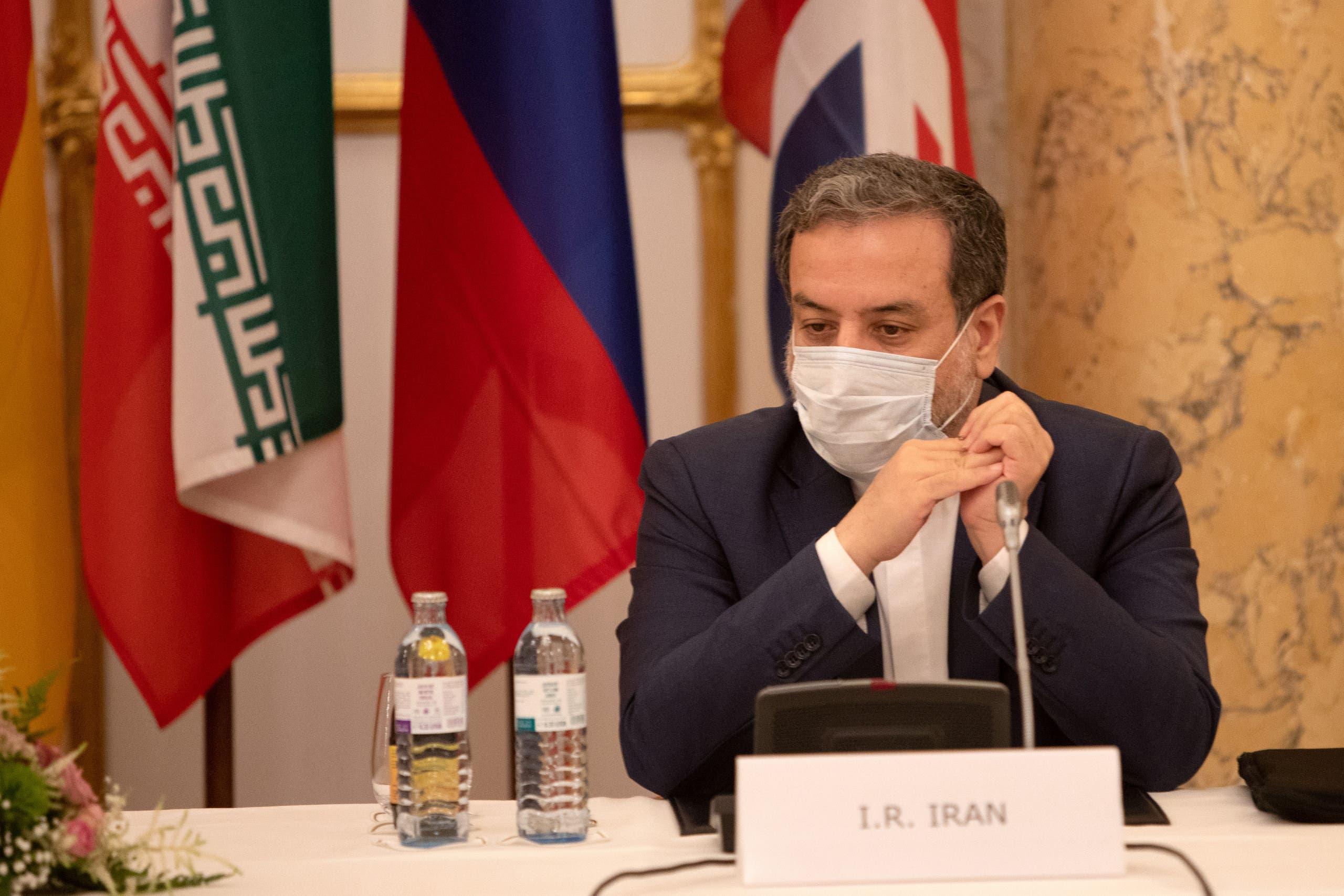 عباس عراقچی در مذاکرات وین