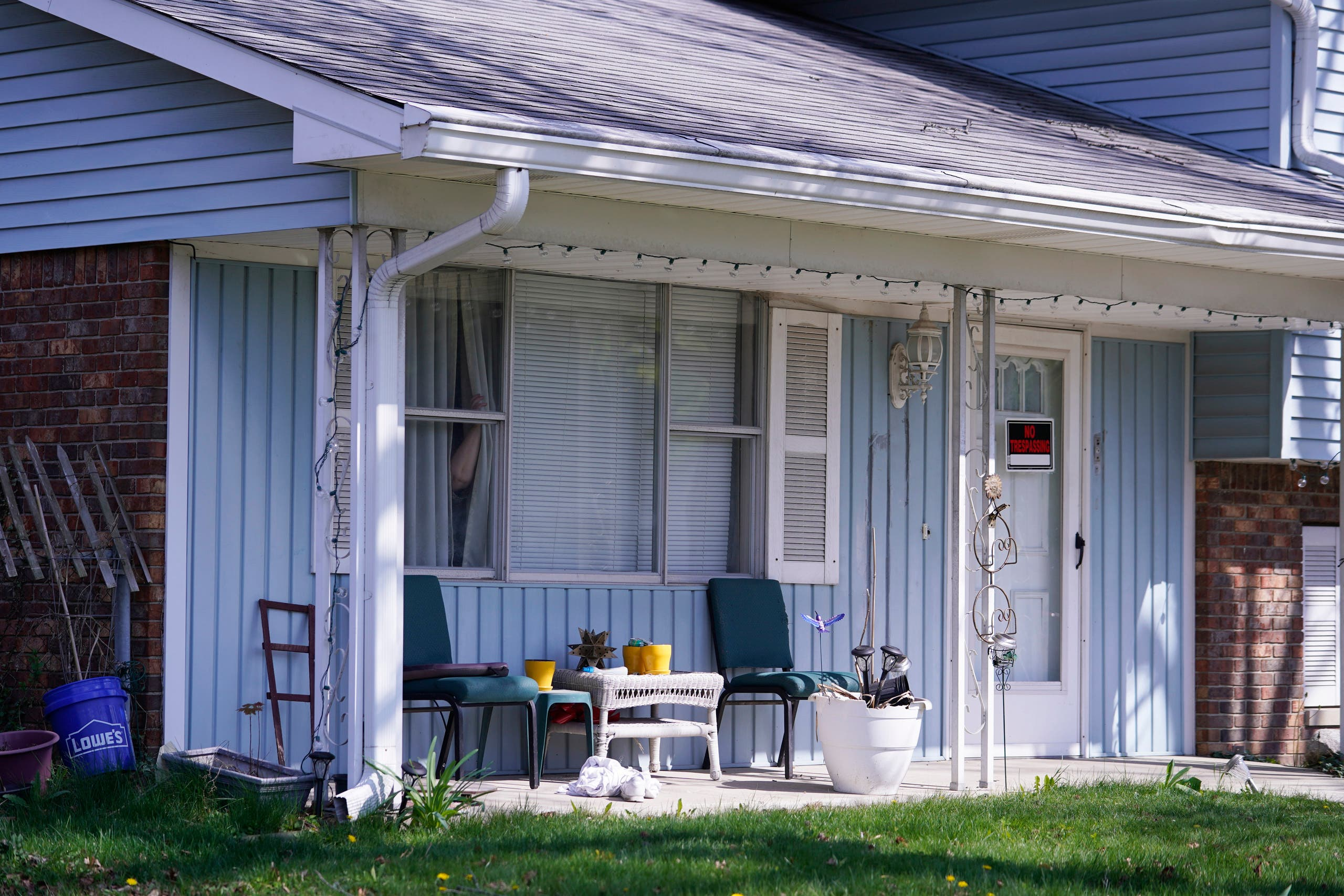 منزل براندون هول (أرشيفية - أسوشييتد برس)
