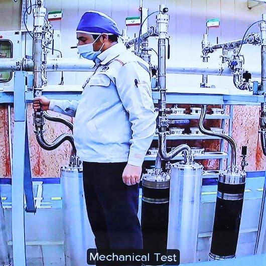 Iran adds advanced machines at Natanz uranium enrichment plant: IAEA