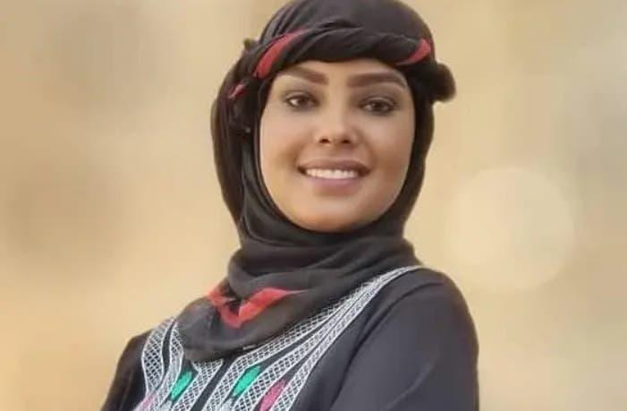 Actress Intisar Al Hammadi