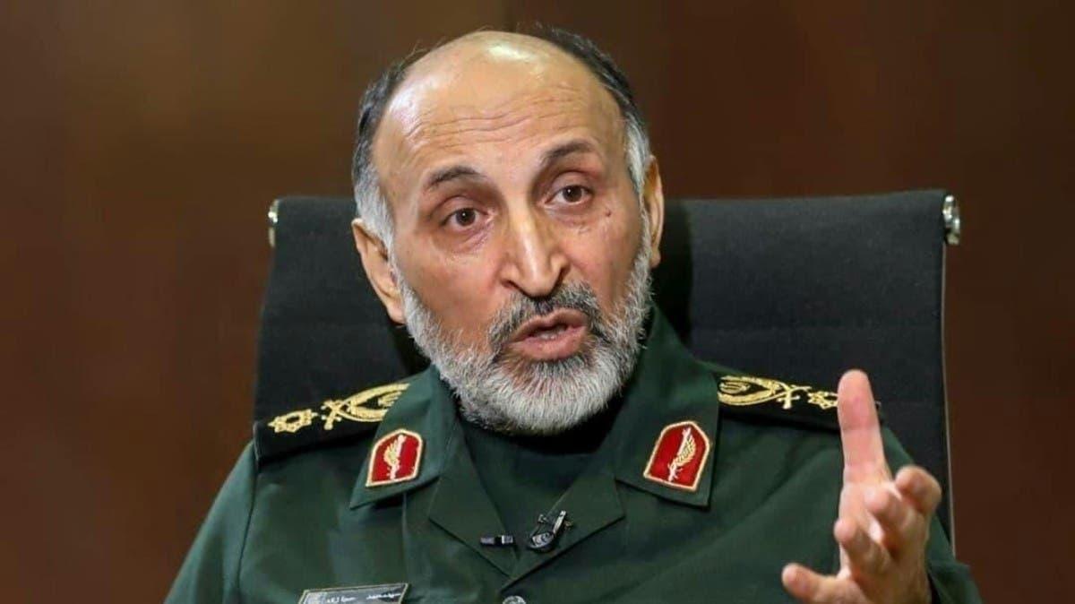 Deputy commander of Iran's Quds Force Mohammad Hejazi dies   Al Arabiya  English