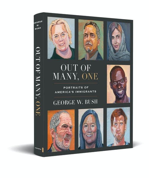 كتاب جورج بوش