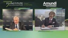 Saudi Arabia's FII signs MoU with Amundi focusing on environmental research