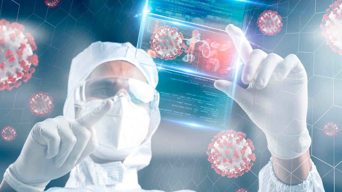 فيروس كورونا تعبيرية