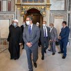 مصر: امام شافعی کے مزار پرگنبد کا افتتاح کردیا گیا