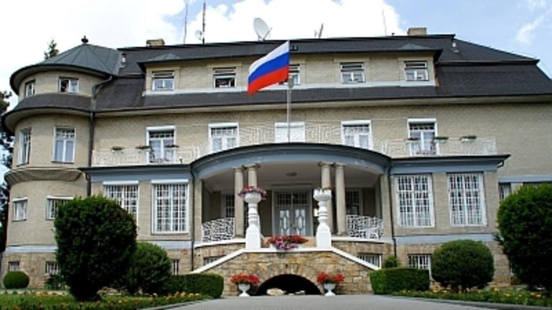 اخراج 18 دیپلمات روس از جمهوری چک