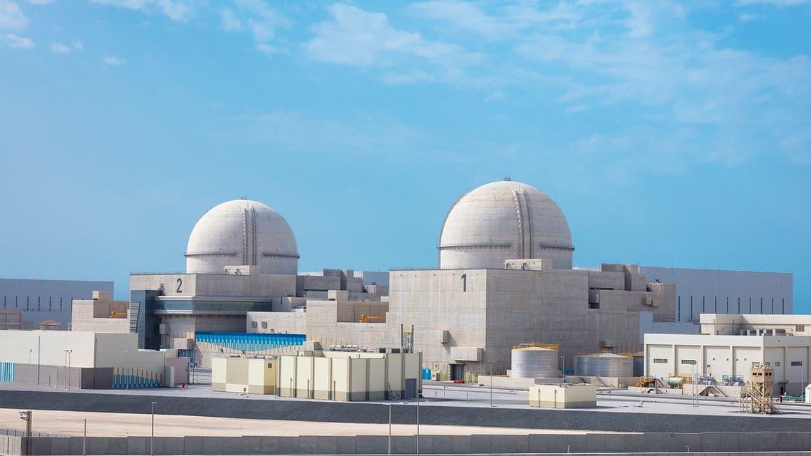 The Barakah Nuclear Energy Plant in Abu Dhabi, UAE. (Supplied)