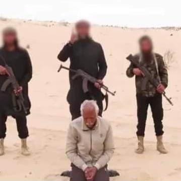 داعش سيناء يعدم قبطياً اختطفه قبل شهور.. والكنيسة تنعاه