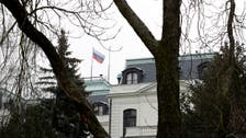 Russia expels 20 Czech diplomats, says Prague took hostile step