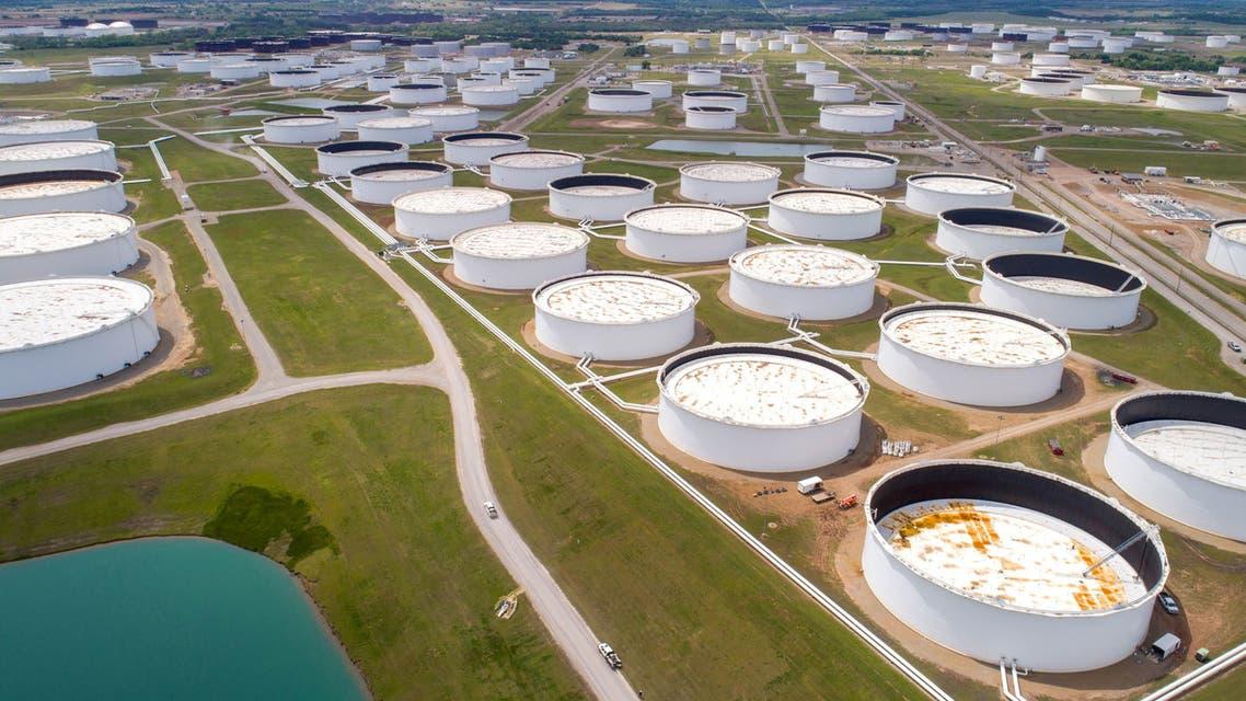 صهاريج النفط