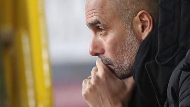 غوارديولا يعارض مانشستر سيتي ويرفض دوري السوبر الأوروبي