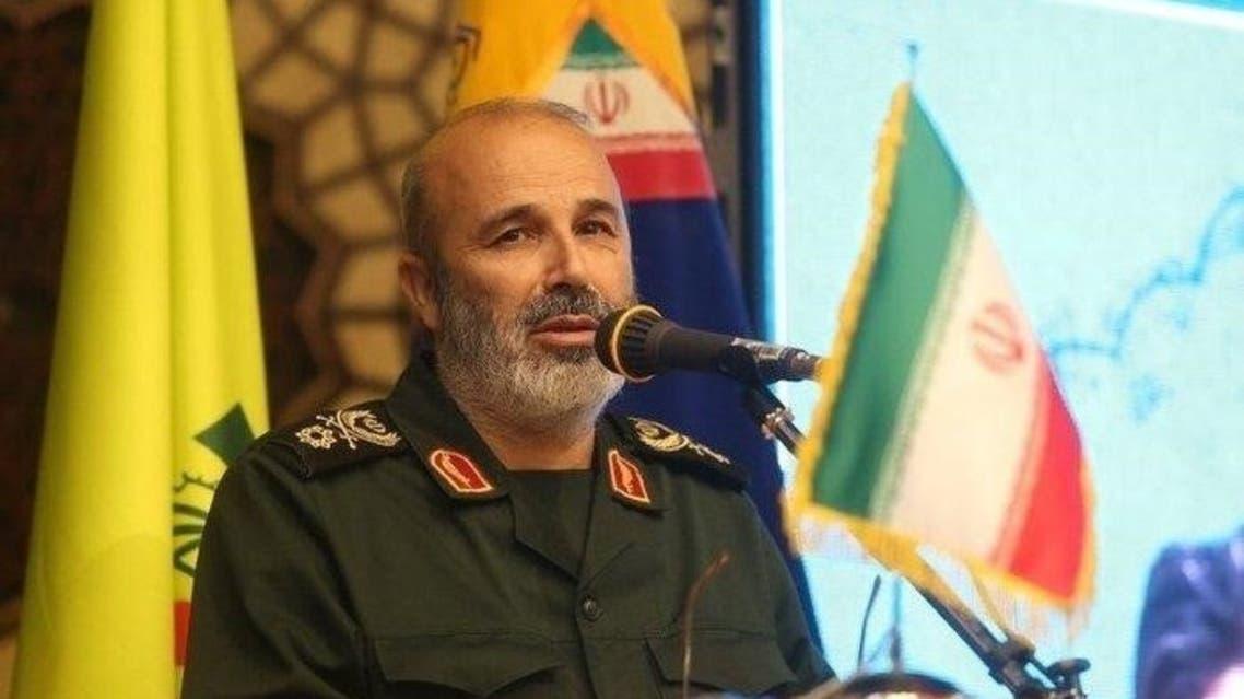 Mohammed Reza Fallahzadeh. (Fars News Agency via Twitter)