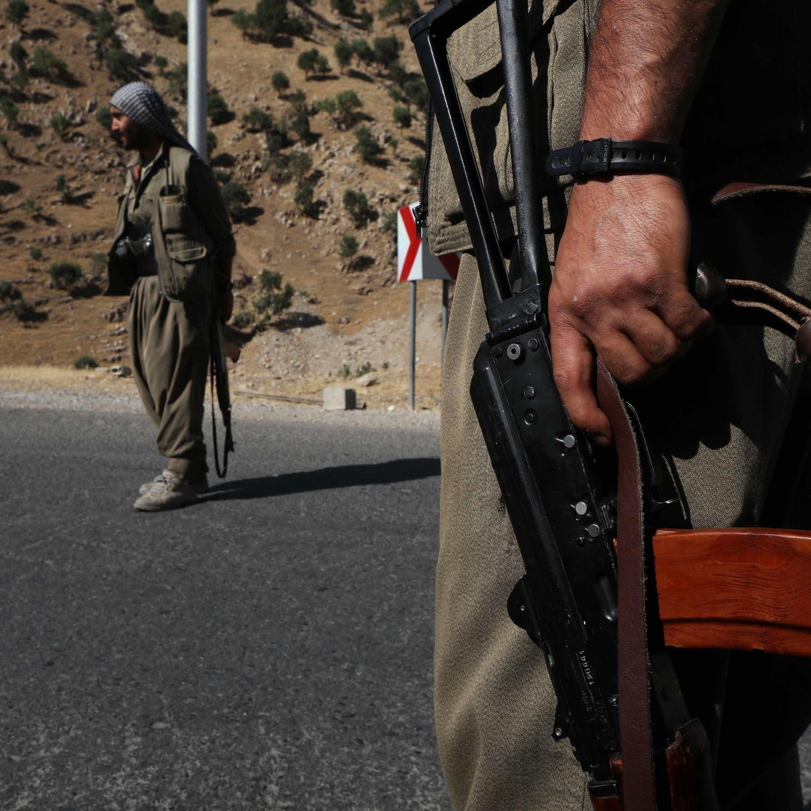 مقتل 5 من حزب العمال الكردستاني في غارة تركية شمال العراق
