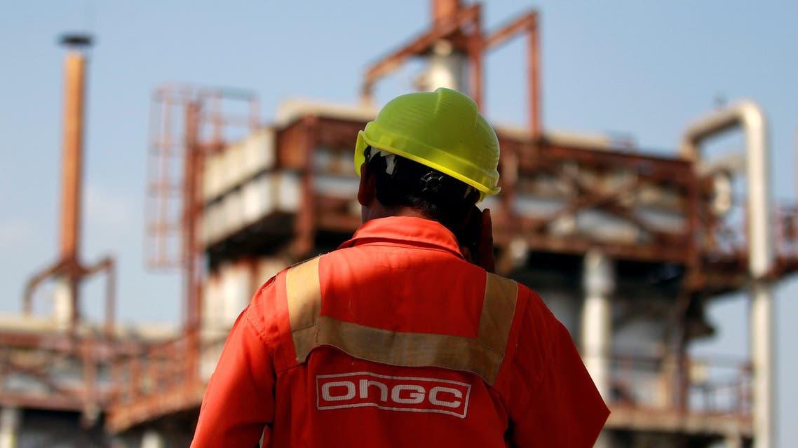 إحدى مصافي النفط في الهند (رويترز(
