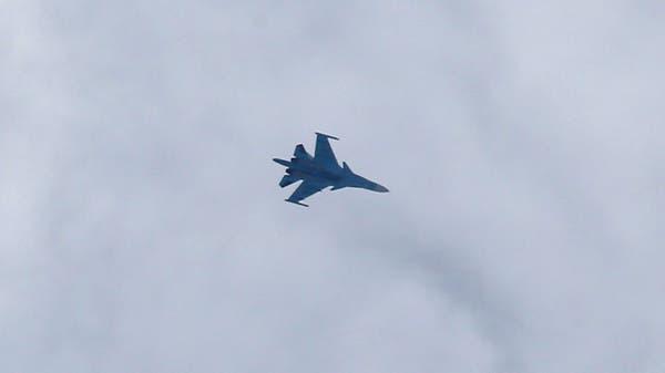 """مقاتلات روسية تقتل 200 """"إرهابي"""" شمال شرق تدمر بسوريا"""