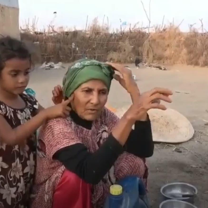 فيديو.. عائلة تروي مأساتها بعد مقتل معيلها بقذيفة حوثية