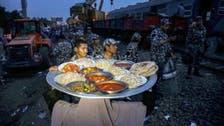 صاحبة أشهر صينية طعام قدمت لمصابي حادث قطار مصر تتحدث