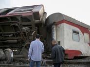 8 إصابات بحادثة قطار جديدة في الإسكندرية شمال مصر