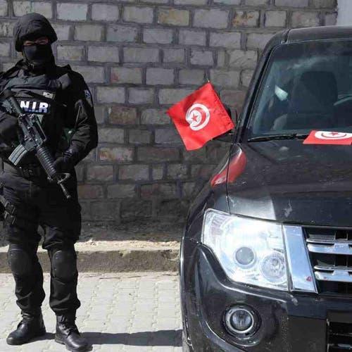 تعزيزات أمنية بشارع الحبيب بورقيبة بالعاصمة التونسية