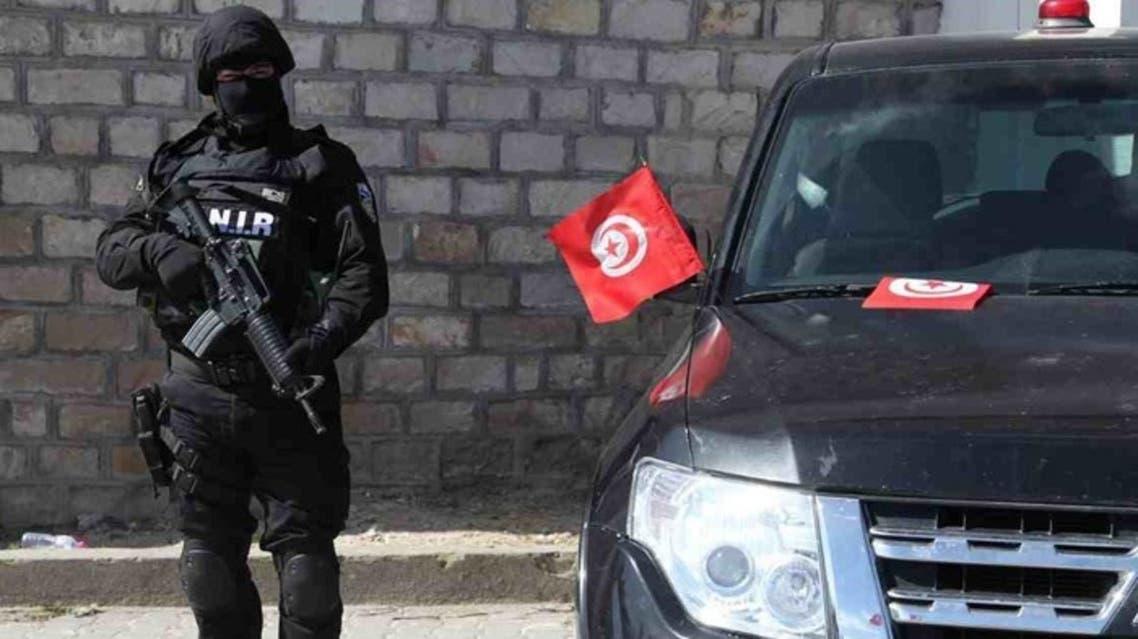 من قوات الأمن التونسية