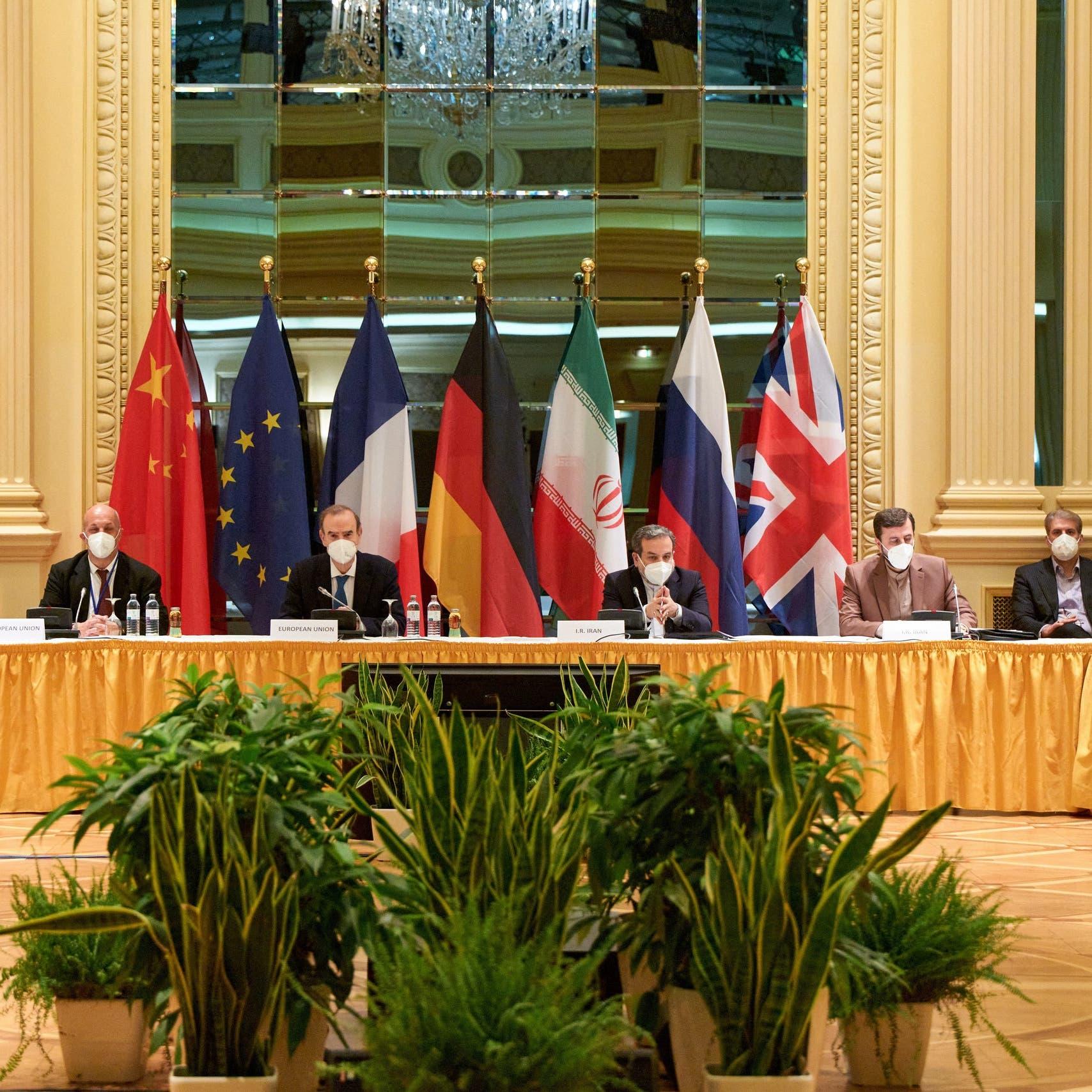 إيران: سنقبل نتائج محادثات فيينا شرط رفع كامل للعقوبات